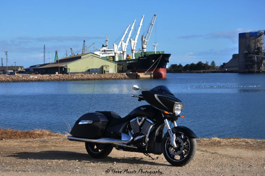 My Cross Country, down at Port River in Sth Australia.......
