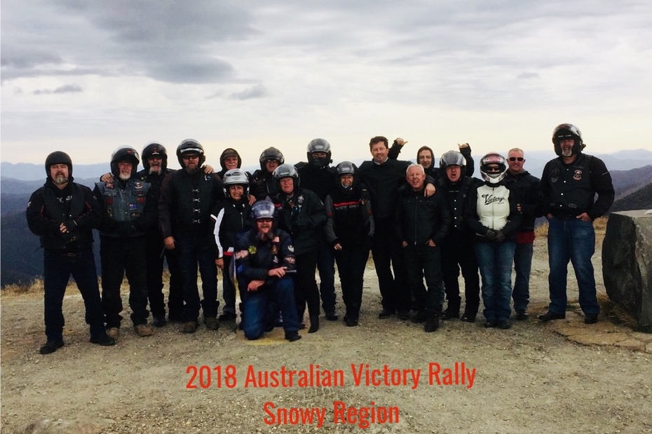 Victory Originals Rally 2018- Snowy Region- Danny's lookout Mt Hotham