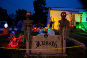 Halloween 2011 - The Bickersons