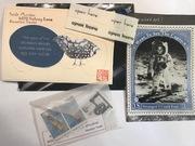Mail art from Heide Monster