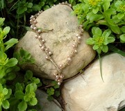 Swirls of Pearls Necklace