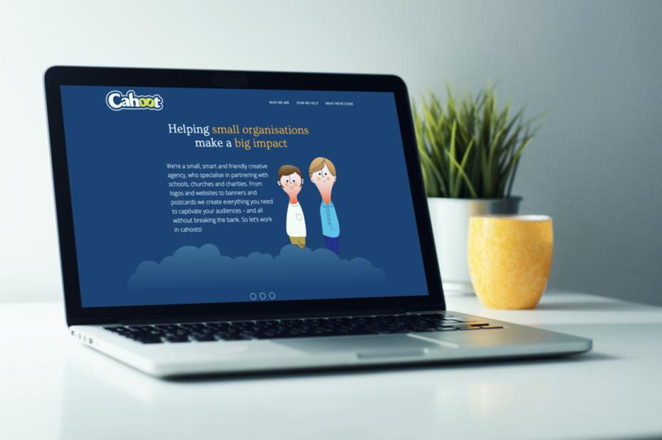 Cahoot Website