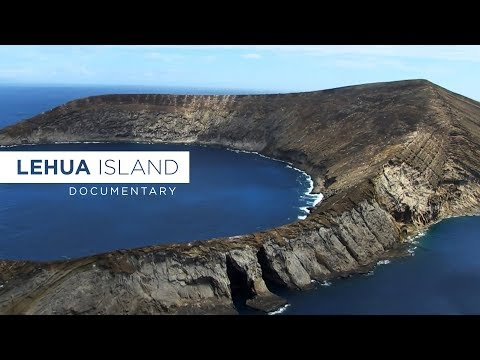 Lehua Island Restoration Project 2017 - Documentary