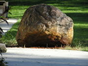 Hollow Address Stone