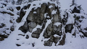 Washington State Cascade Mountain Rock Formations