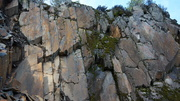 Cool outcropping