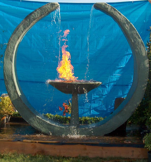 Ring of Fire ( fountain )