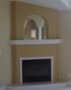 Before Fire Place