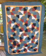 brother's finished quilt 6-08