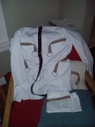 straight jacket for Halloween