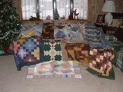 Christmas Quilts 002