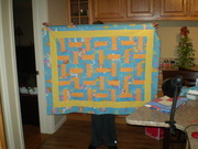 charity quilt 2 top