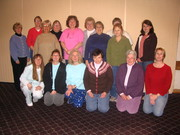 Group from 2008 Quilt Getaway