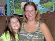 MY YOUNGEST DAUGHTER AND COURTNEY SISTER ALEX