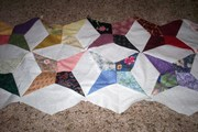 Periwinkle Star Blocks2