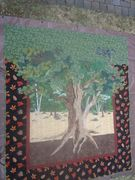 Finished Tree quilt