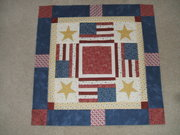 Flag Day Wall Hanging