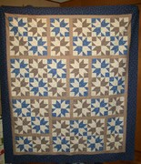 Quilt Top Only - A Wedding Gift