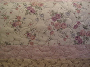 pretty roses quilt