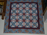Wendy's Old World Charm quilt