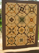 Southern Stars quilt tops