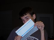 James's first paycheck (16) 2009