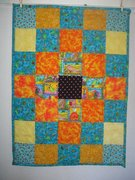 """Baby """"Quiet"""" Quilts by NeNe"""