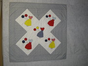 Interfaith Sunbonnet applique 8-2009