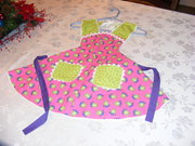 Aprons for Christmas, 2009