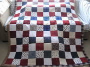 soldiers quilt