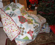 Christmas quilty 1
