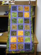 Adel Library Fall table runner