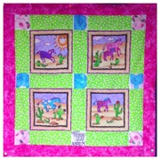 Baby Doll Quilt for great niece