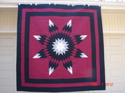 Tepee Quilt for Son