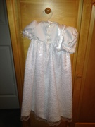 Christening Gown (back)