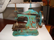 Vintage child sewing machine