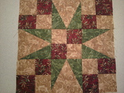 Quilting Canadians BOM August