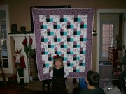 Quilt for Maggie