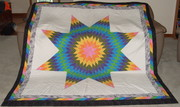 2 Lone Star Quilt