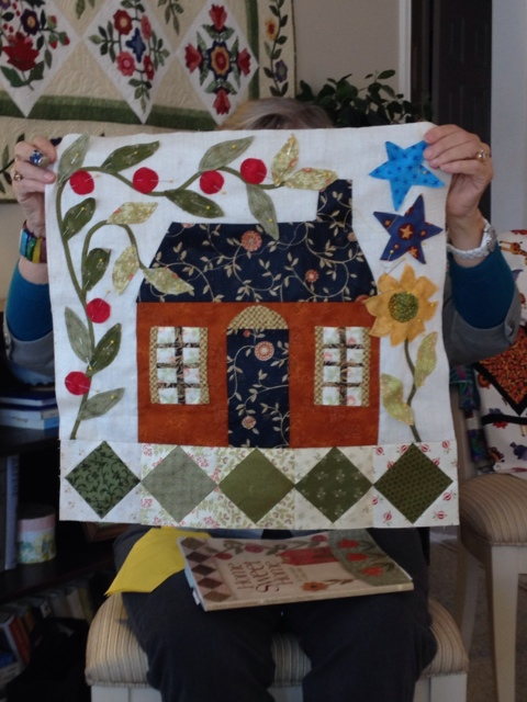 High Fiber What S Housework Quilt With Us