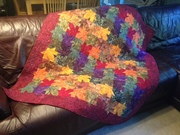 Dancing Leaves Quilt