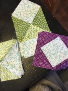 Mystery Quilt 2016- #1