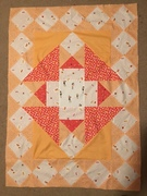 Mystery Quilt 2016 #2