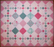 Annelise baby quilt