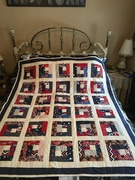 Donation Quilt to VA Hospice