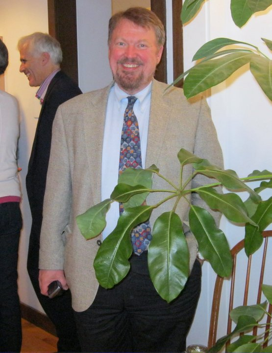 Maynard S. Clark at The Goods' Party in December 2010