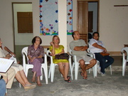 Reunião da ONG VOKUIM DE RUBIM.