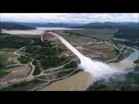 Trouble At Oroville Dam Again?