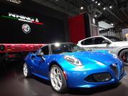 New York International Auto Show 2019 Alfa Romeo