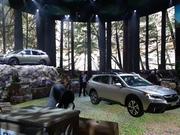 New York International Auto Show 2019 Subaru